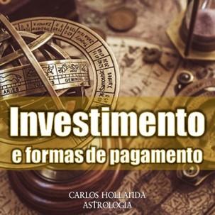 Investimento e formas de pagamento